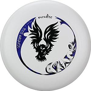 Eurodisc-Ultimate Creature 175gr Disco del Deporte, ed5133W, color blanco