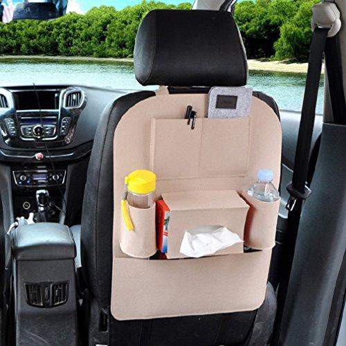 Preisvergleich Produktbild Iu Car Rear Holder Bag Car hinten Rack Bag Car Hinterachse Backpack Car Rear Holder Bag Composición: caja de vasos redondos, estantes ho Do