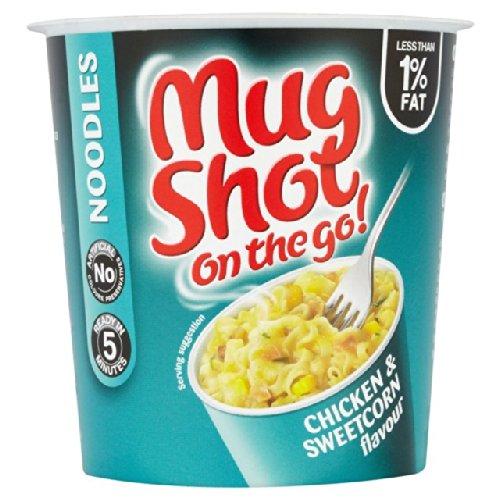 Mug Shot On The Go Chicken Noodle 54g