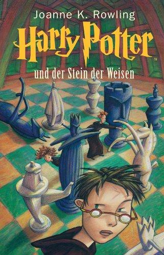 Buchseite und Rezensionen zu 'Harry Potter und der Stein der Weisen (Buch 1)' von Joanne K. Rowling