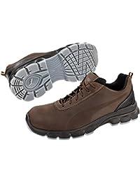 PUMA Condor Low S3 - Zapato de protección (tamaño 42) color marrón