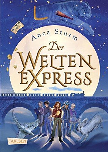Buchseite und Rezensionen zu 'Der Welten-Express 1 (Der Welten-Express 1)' von Anca Sturm