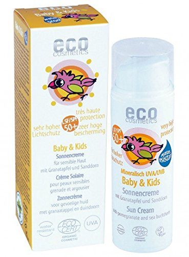eco cosmetics: Baby $ Kids Sonnencreme LSF 50+ (50 ml) -