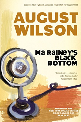 Ma Rainey's Black Bottom: A Play in Two Acts (Plume)