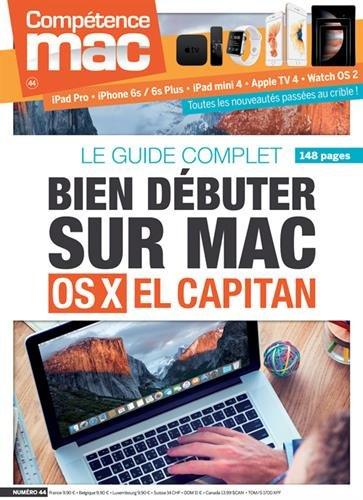 Compétence Mac 44 : Bien débuter sur Mac avec OS X El Capitan