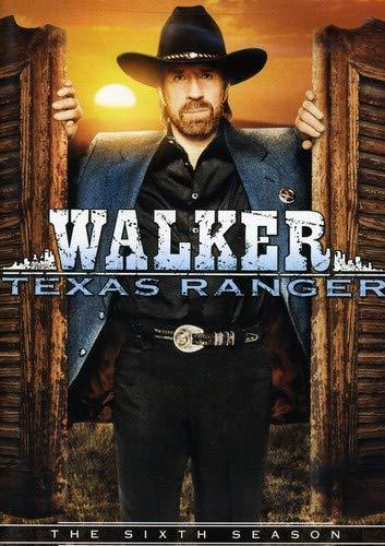Walker, Texas Ranger - Season 6 [RC 1]