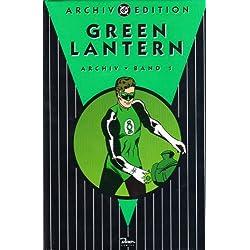DC Archiv Edition # 2 Green Lantern Band 1 - Dino Comic - Ingles
