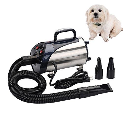 Hundefön Hundetrockner 2800w Low Noise Pet Trockner Tierfön Pet Dryer Einstellbare Wärme Haustier Pflege