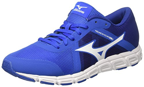 Mizuno Synchro SL 2 Zapatillas, Hombre, Azul, 42.5