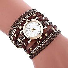 Relojes de Pulsera para Mujer Liquidación Relojes de señora Relojes Femeninos de Cuero
