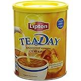 Lipton Tea Day Caramel Préparation pour boisson aux extraits de thé 310 g -