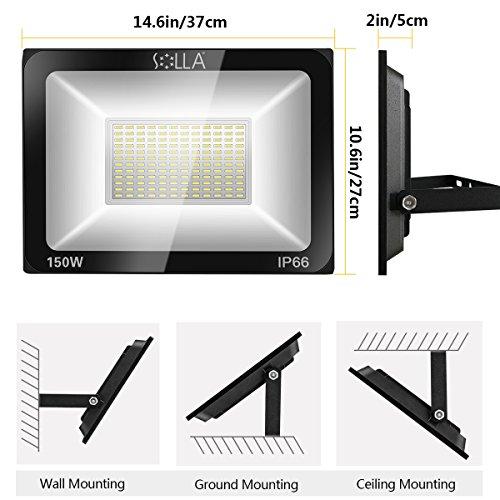 Solla Foco LED de Exterior 150W