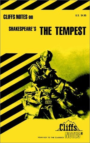 CliffsNotes on Shakespeare's The Tempest by L. L. Hillegass (1960-04-15)