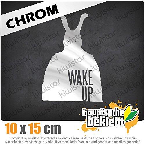 ny Man 15 x 10 cm IN 15 FARBEN - Neon + Chrom! Sticker Aufkleber ()