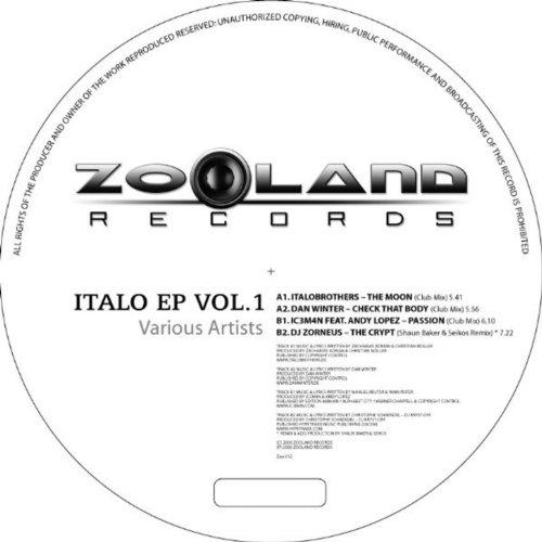 Italo EP (Vol. 1)