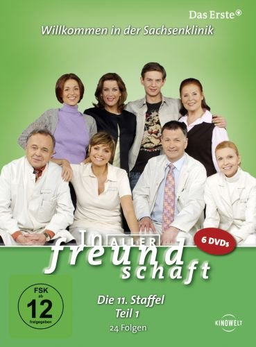 Staffel 11, Teil 1 (6 DVDs)