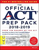 Best Act Preps - The Official ACT Prep Pack with 6 Full Review
