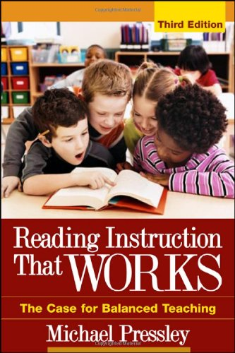 Reading Instruction That Works Third Edition The Case For Balanced Teaching Solving Problems In The Teaching