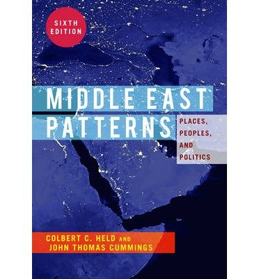 [ { Middle East Patterns: Places, People, and Politics } ] BY ( Author ) Dec-2013 [ Paperback ]