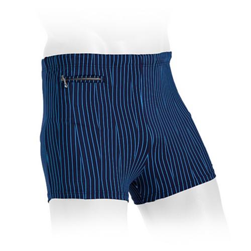 Fashy 24305_01 Boxer de bain pour homme Bleu - Bleu roi