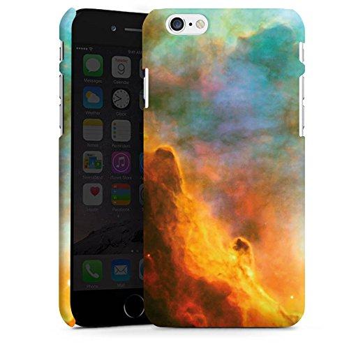 Apple iPhone X Silikon Hülle Case Schutzhülle Space Galaxie Galaxy Premium Case matt
