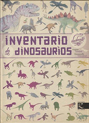 Inventario ilustrado de dinosaurios (Ciencia)