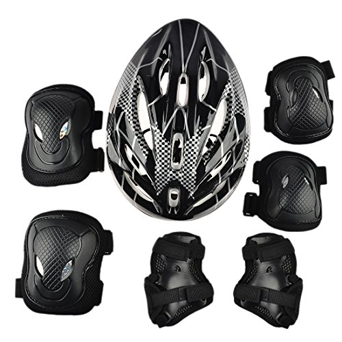 vicoki-7pcs-adult-protective-gear-setelbow-pads-wrist-guards-knee-pads-and-helmet-for-adult-skateboa