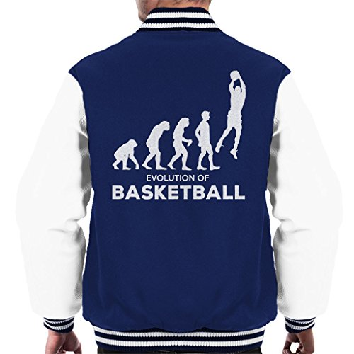 asketball Men's Varsity Jacket ()