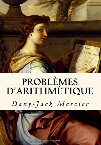 Problmes d'arithmtique