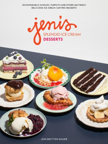 Jeni's Splendid Ice Cream Desserts (English Edition) -
