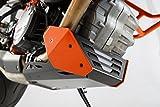 SW-MOTECH Bugspoiler, Orange/Schwarz für KTM 1290 Super Duke R / GT
