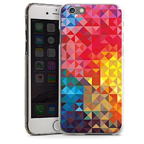 Apple iPhone 4 Housse Étui Silicone Coque Protection Printemps couleurs Motif CasDur transparent