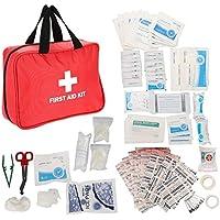 Portable Erste-Hilfe-Aufbewahrungsbox Kits, 100 Stück Medical Survival Medical Behandlung leeren Fall für Home... preisvergleich bei billige-tabletten.eu