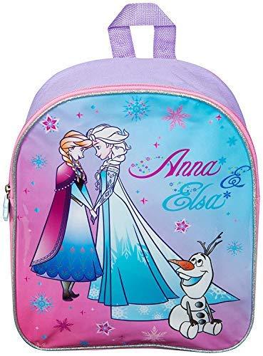 Zaino frozen elementari cartella scolastica principesse disney elsa anna olaf zainetto asilo bambina cartelle scuola bimba