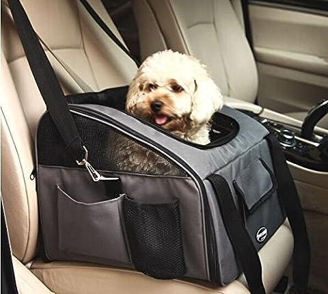 Meiying pour animal domestique Transport/siège de voiture pour chien chat, Rehausseur de Guet