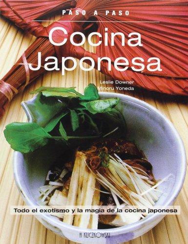 Cocina japonesa : todo el exotismo y la magia de la cocina japonesa