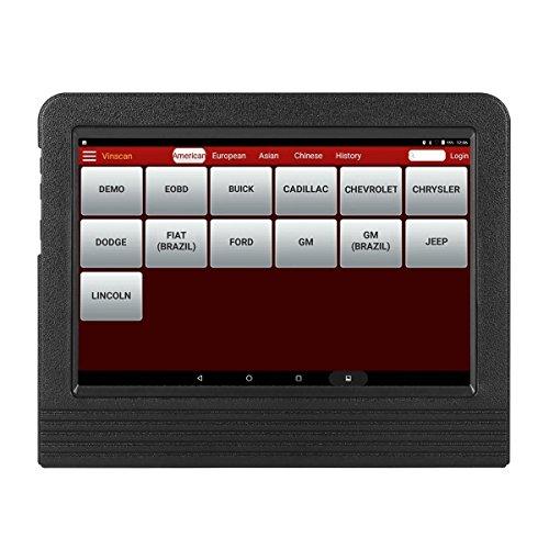 Launch Tablet Android (X-431 V+) Herramienta de...