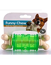 Wowdog Dog Bone Interactive Chew Toy for Small and Medium D