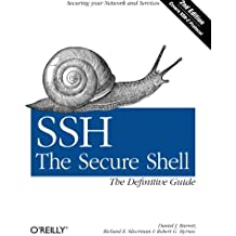 SSH, The Secure Shell: The Definitive Guide 2e