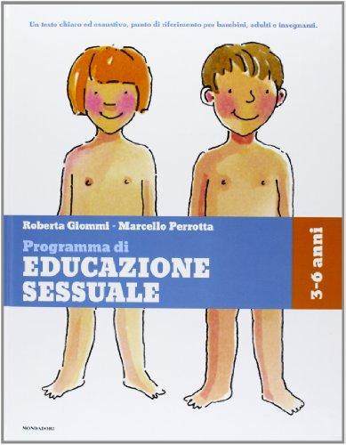Programma di educazione sessuale. 3-6 anni