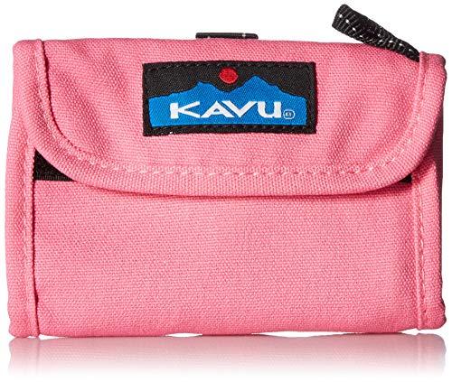 KAVU Women's Wally Wallet, Pink Crush, No Size - Wallet Lodis Zubehör