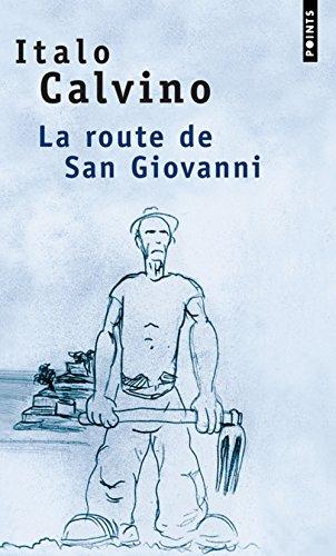 La route de San Giovanni