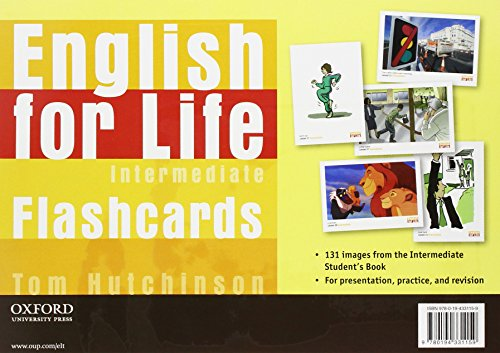 English for Life Intermediate. iTools and Flashcards Pack