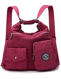 Generic Sky Blue, Russian Federation : JINQIAOER Women Shoulder Bags Waterproof Nylon Lady Sling Messenger Bag...