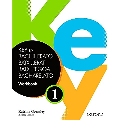 Key to Bachillerato 1: Work Book (Spanish)