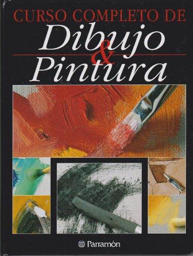 Curso Completo De Dibujo Y Pintura (Grandes obras) por EQUIPO PARRAMON