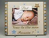 Best Cadeau Boutique Cadres photo - Cadre Photo Aimant - Veux tu être mon Review