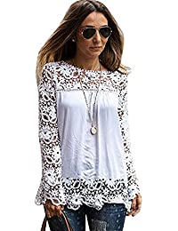 Elite99® Womens Casual Long Sleeve T Shirt Tops Blouse