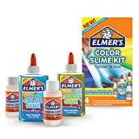 Elmer's Color Slime Kit (2062237) 2-Count + 2-Activator