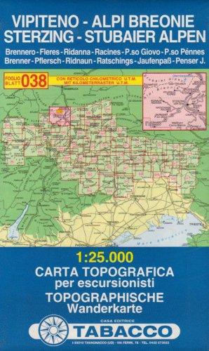 VIPITENO/ALPI BREONIE 038 par TABACCO